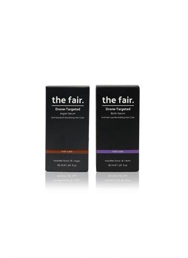 The Fair the fair. Kırılma Karşıtı Dökülme Önleyici Saç Bakım Seti- Back to Luxuriant Renksiz